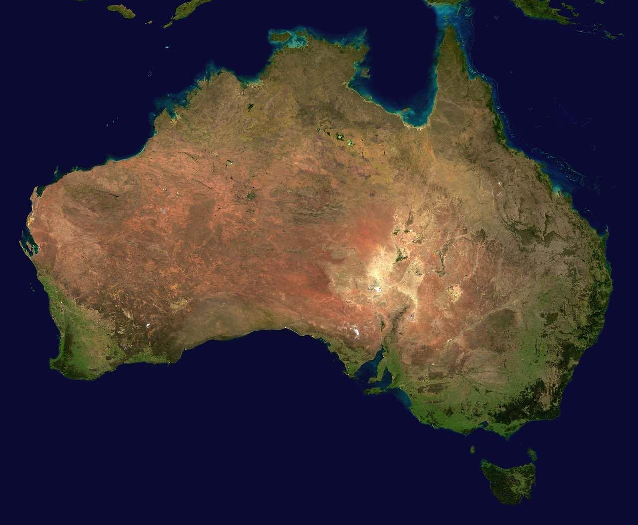 emigrace do Austrálie
