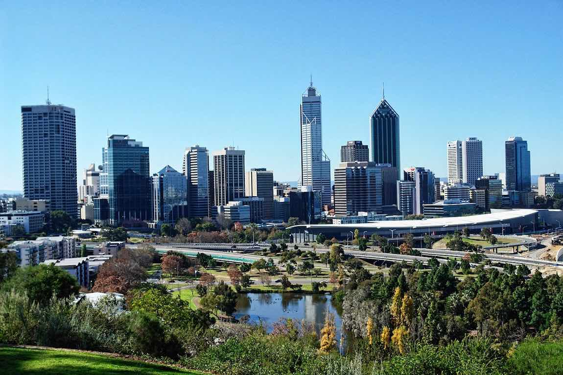 perth austrálie