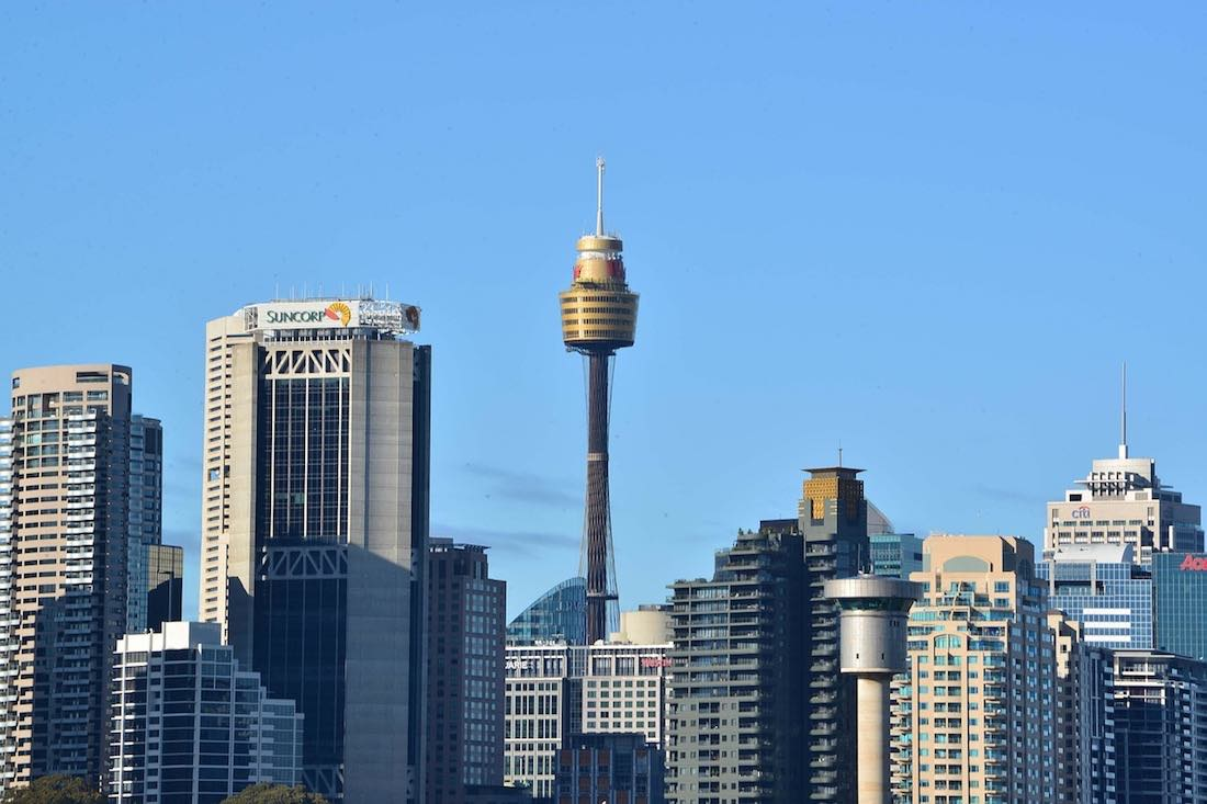 sydney tower australie