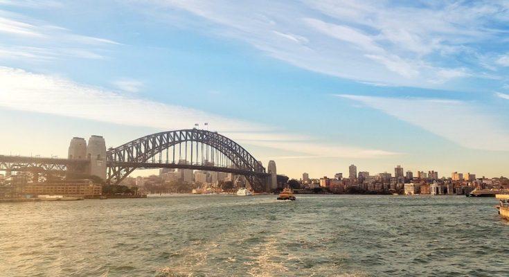 města austrálie