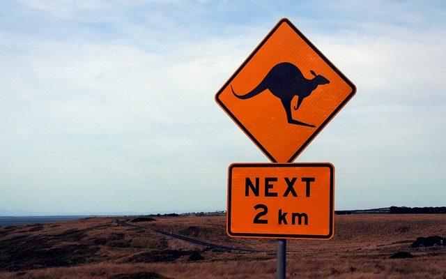 doprava v Austrálii