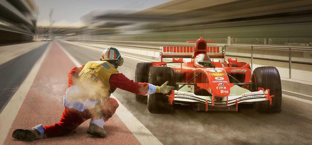 Grand-Prix-race