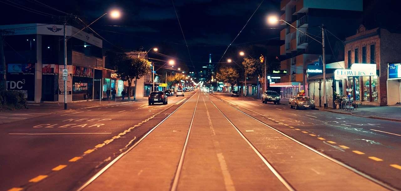 veřejná doprava v Melbourne