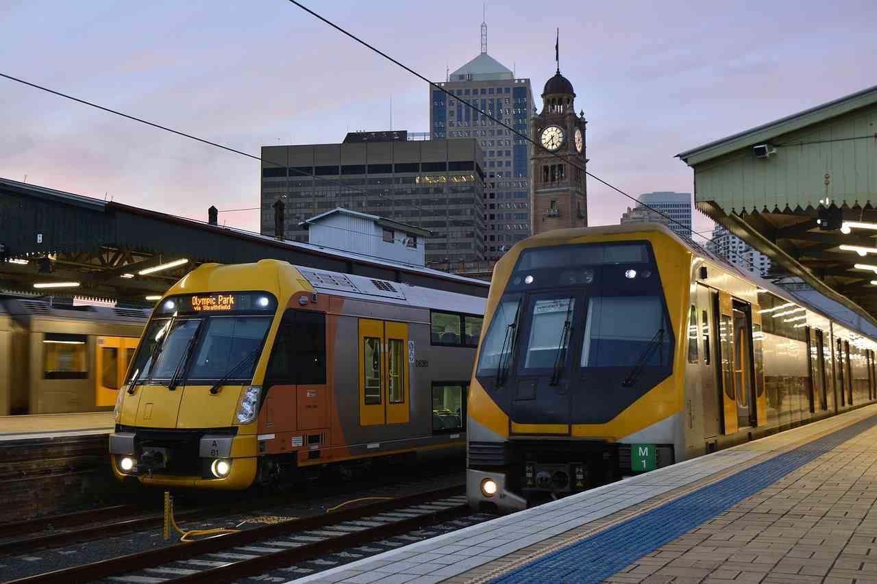 Sydney-vlak