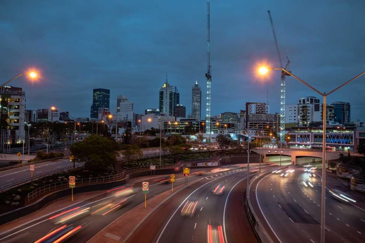 doprava v Perth