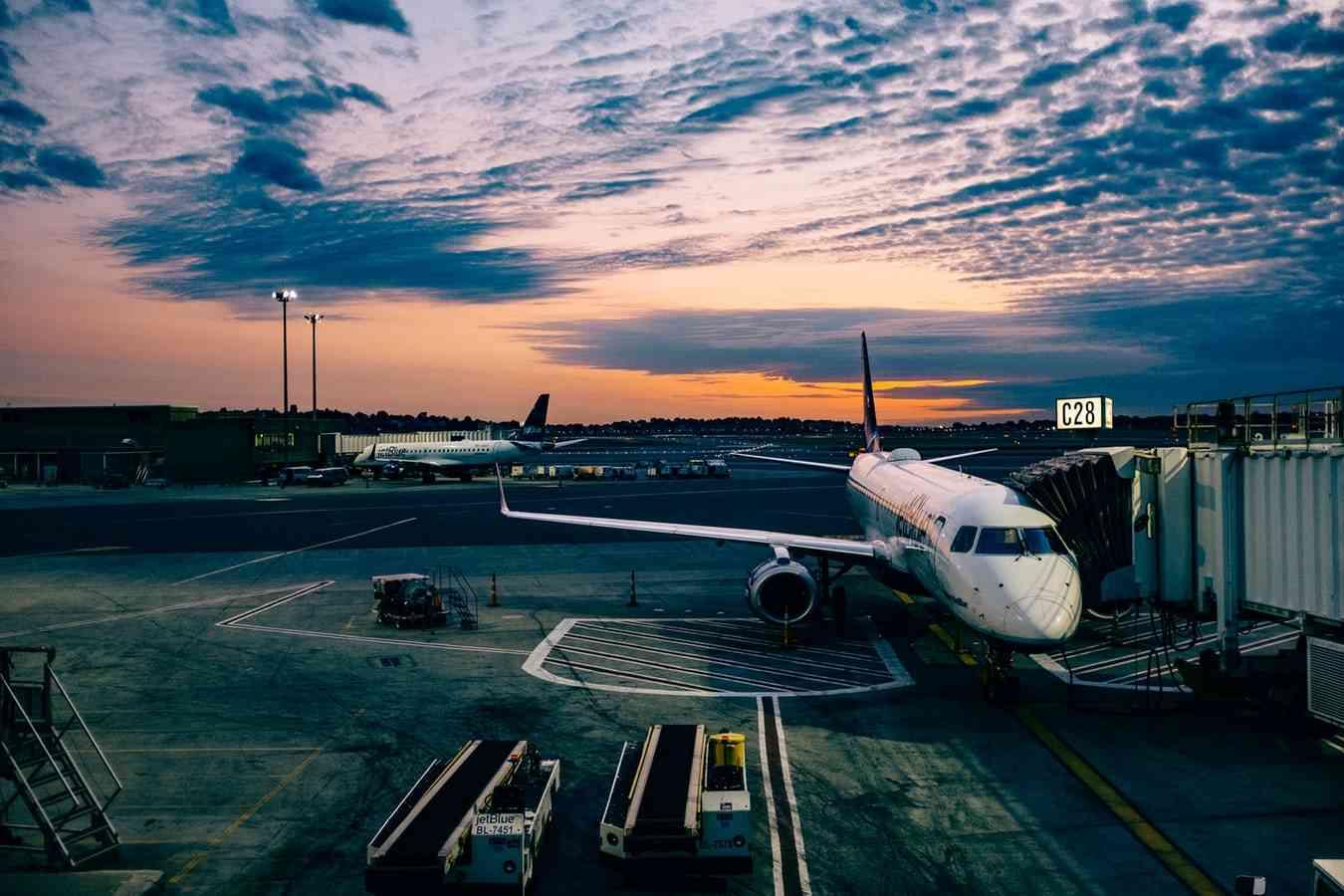 Letadlo sydney melbourne