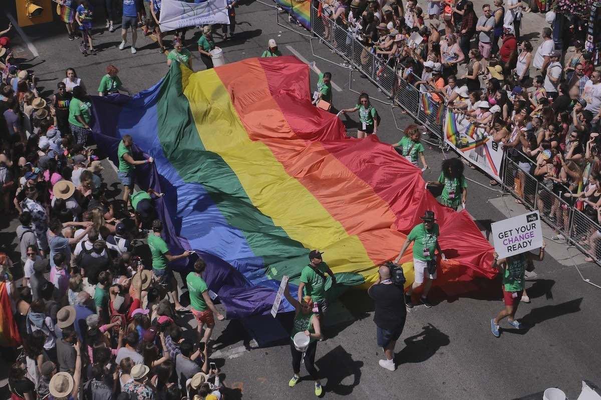 Australian gay and lesbian pride