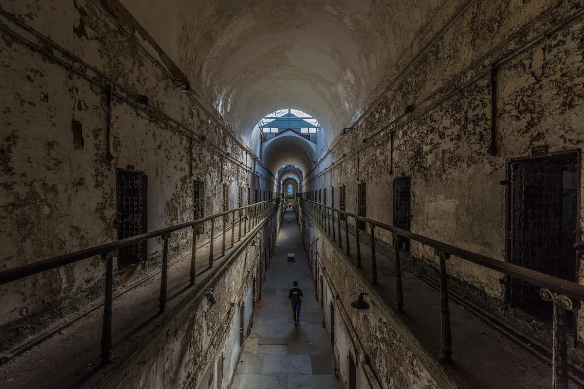 australské věznice - budova