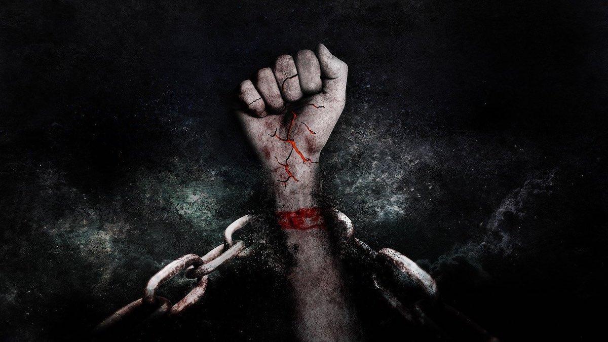 australské věznice - železo