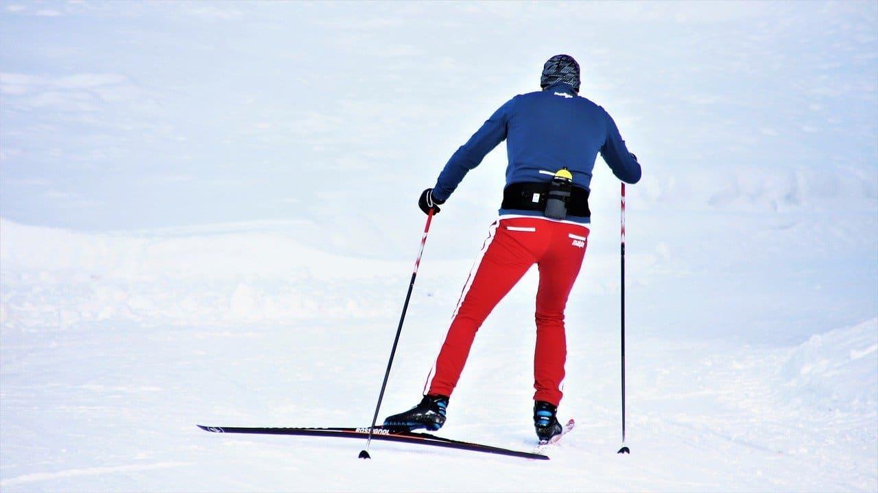 lyžování v Austrálii - běžky