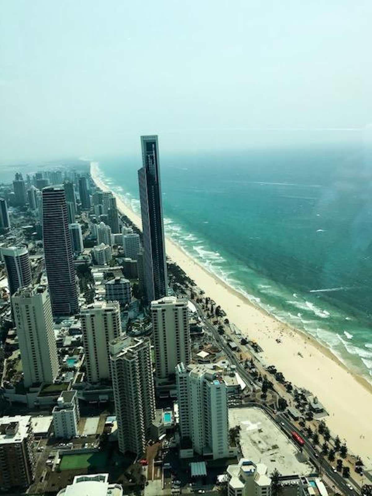 rozhovor se Simčou-Gold Coast