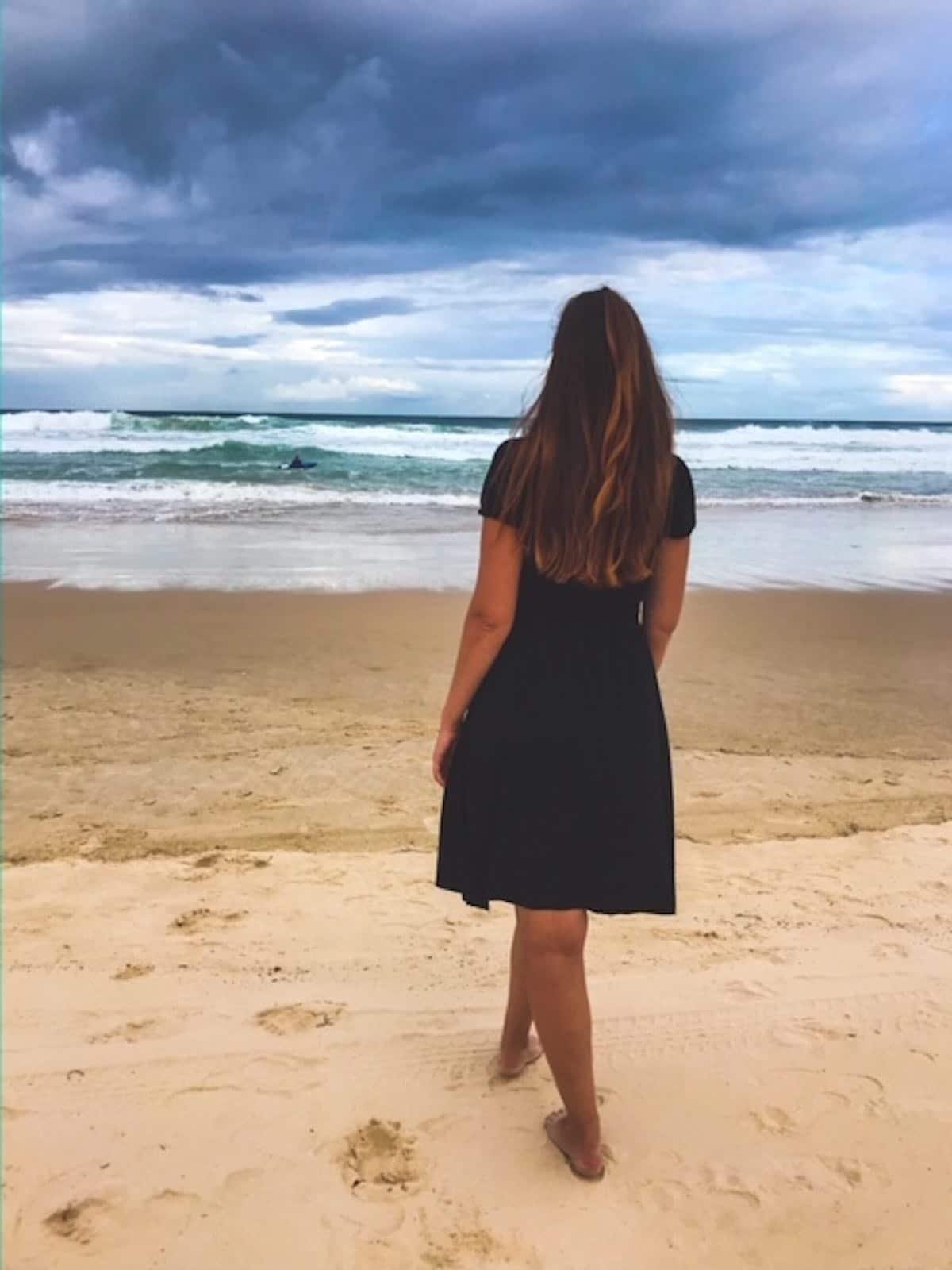rozhovor se Simčou-pláž