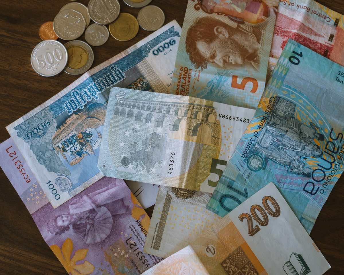 australský dolar-výměna peněz