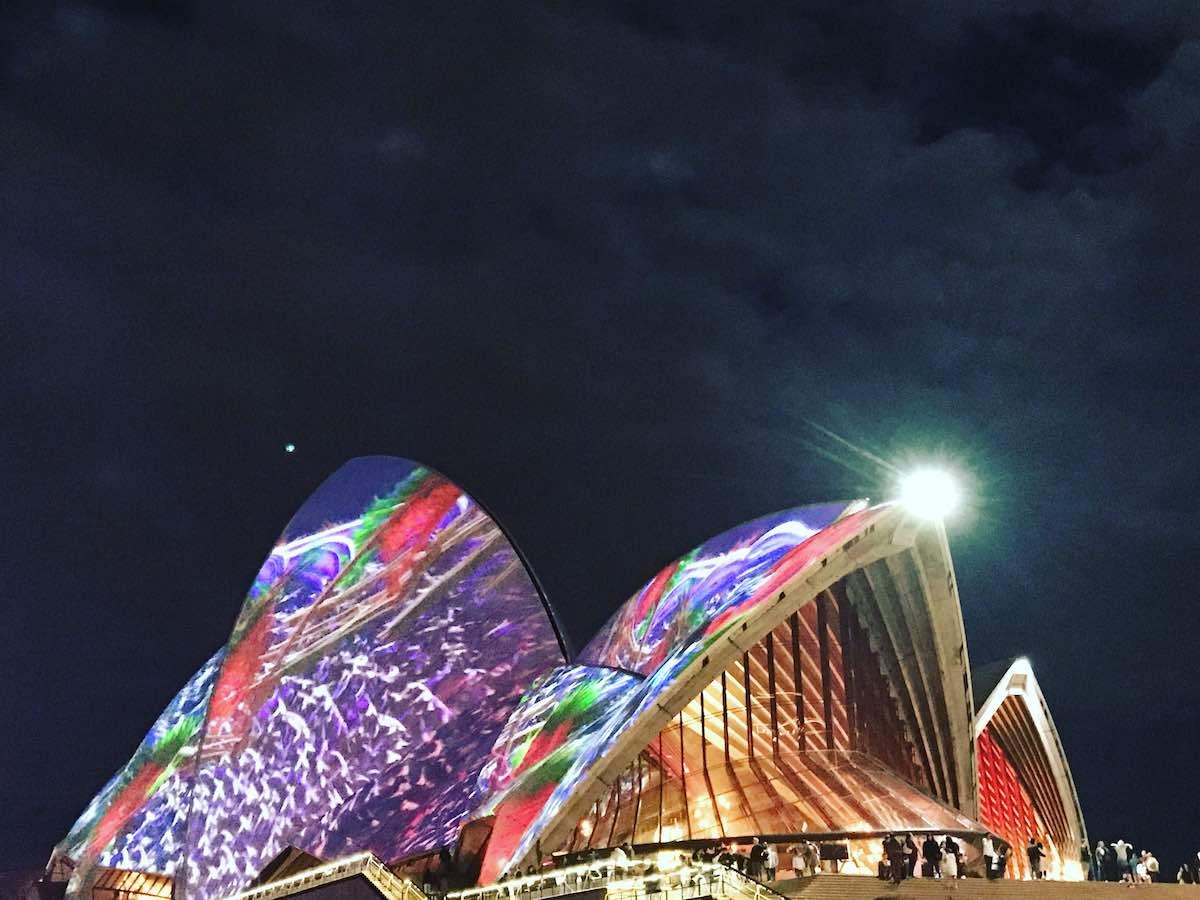 Vivid Festival-Opera House